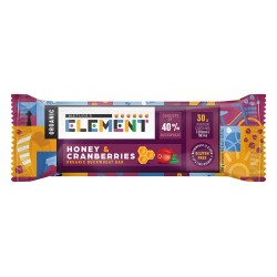 Organic Buckwheat Bar with...