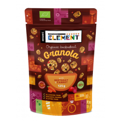 Ekologiška grikių granola...