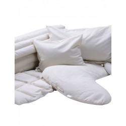 Grikių lukštų pagalvė (60x50 cm)