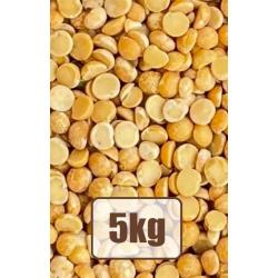 Org. split peas 5kg