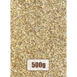 Org. fine oat flakes 500g...