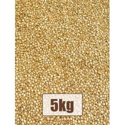 Organic white quinoa 5kg...
