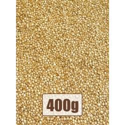 Org. white quinoa 400g...