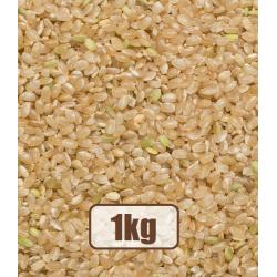 Organic brown rice 1kg...