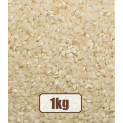 Organic white rice 1kg...