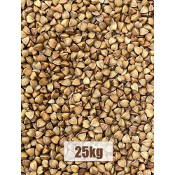 Org. Buckwheat groats 25kg