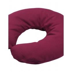 Grikių lukštų pagalvė – apykaklė