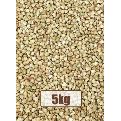 Organic hulled buckwheat 5 kg.