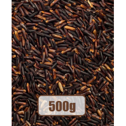Organic black rice 500g...