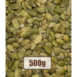 Ekologiški moliūgų sėklų...