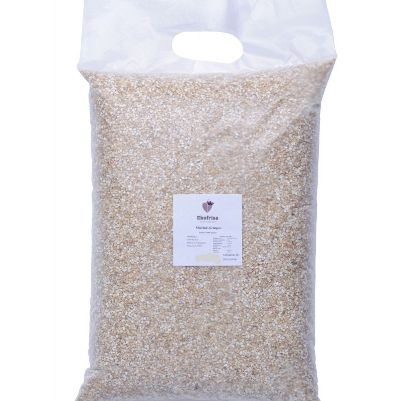 Miežinės kruopos 2,5 kg